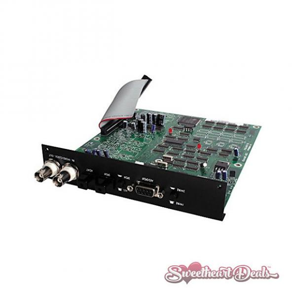 Custom Focusrite ISA 2 Channel A/D Card Expansion Option - 192kHz Stereo ADC #1 image