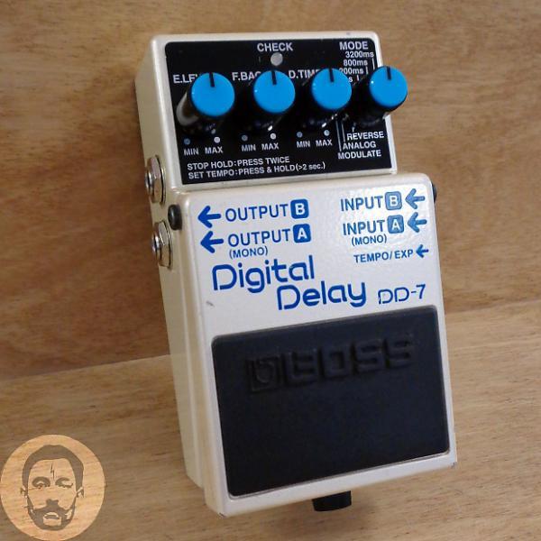 Custom Boss DD-7 Digital Delay Guitar Effects Pedal - Free US Shipping! #1 image