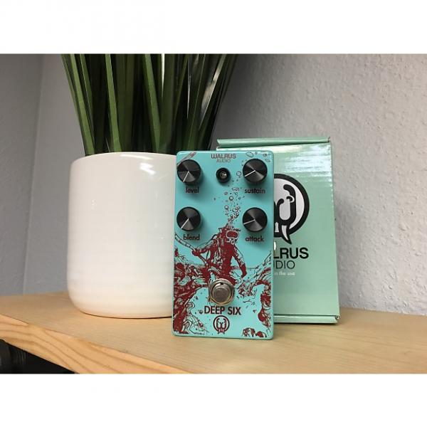 Custom Walrus Audio Deep Six Compressor #1 image