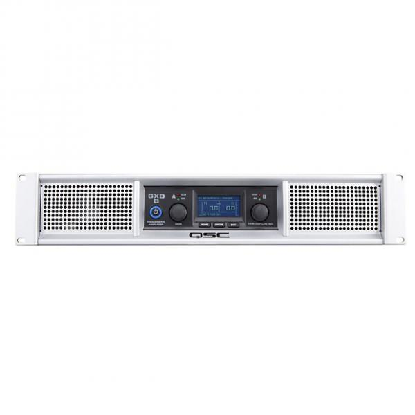 Custom QSC GXD8 Class D Power Amplifier With DSP #1 image