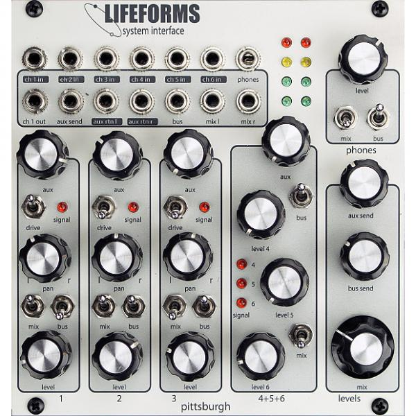 Custom Pittsburgh Modular Lifeforms System Interface Mixer #1 image