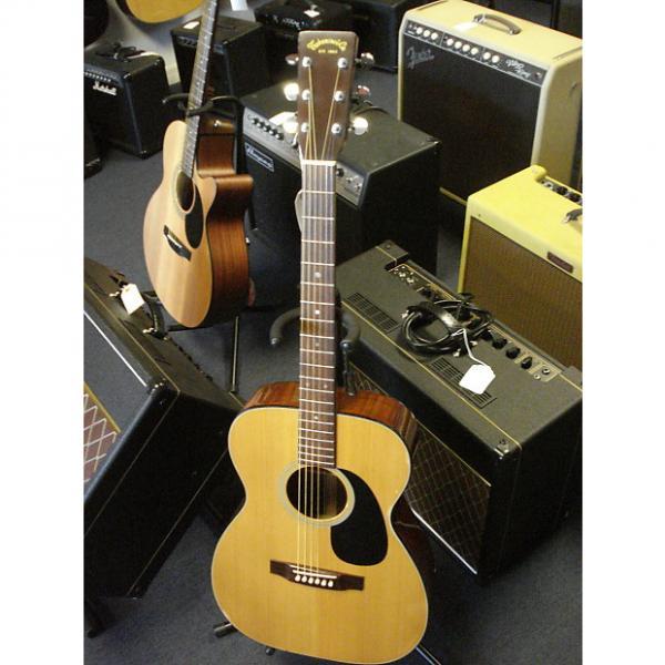 Custom Takamine  F307 made in Japan acoustic! #1 image