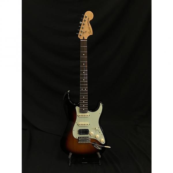 Custom Fender Deluxe Lone Star Stratocaster 3-Color Sunburst #1 image