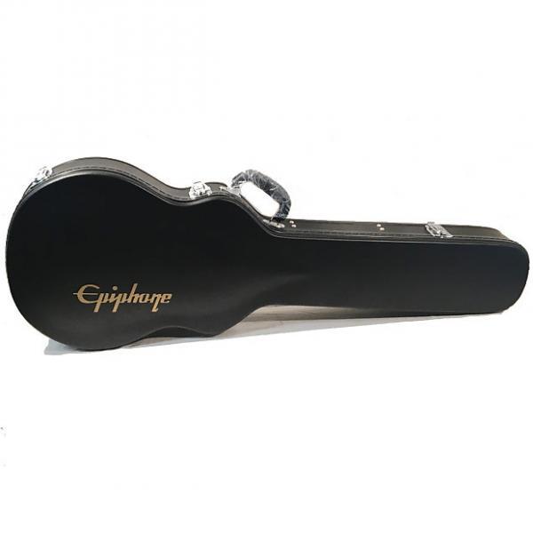 Custom New Epiphone Plush Les Paul 60s Tribute Deluxe Hardshell Case #1 image