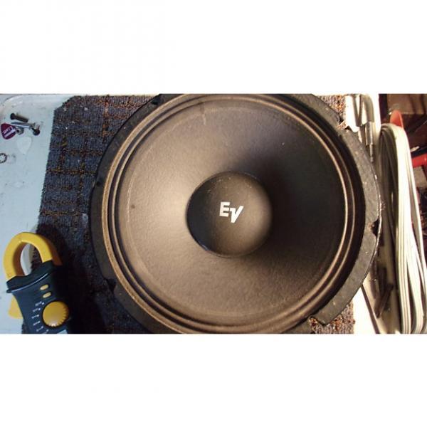 "Custom EV Electro Voice EVM-12 12"" Woofer 8-OHM 'Rubbing' Needs Reconed #1 image"