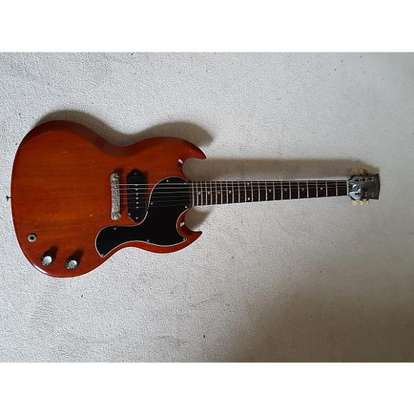 Custom 1964 Gibson SG Junior in Cherry Finish - All Original Very Good to Excellent Condition #1 image