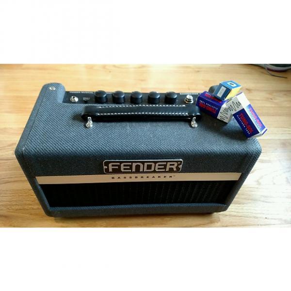 Custom Fender Bassbreaker 007 7W Head w/upgraded tubes #1 image