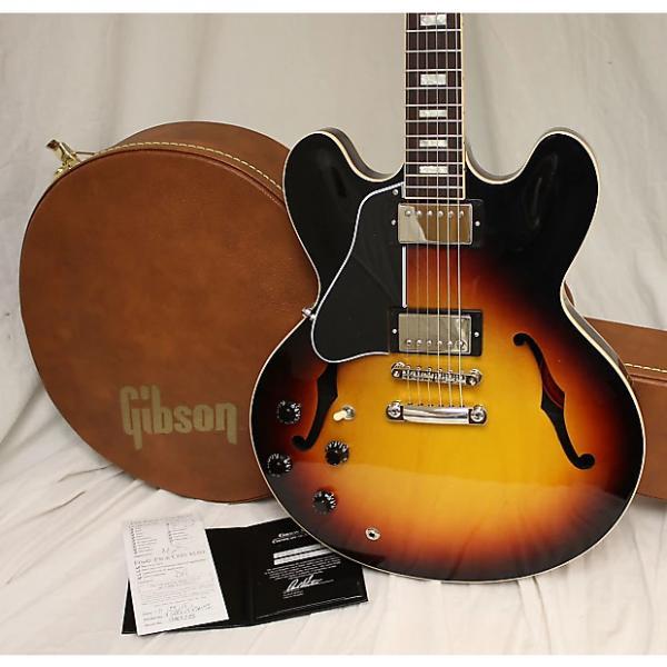 Custom Gibson Memphis  ES-335 Block 2015 #1 image