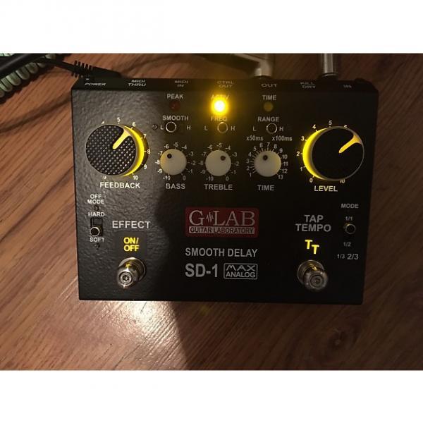 Custom G LAB SD-1 Analog Delay #1 image