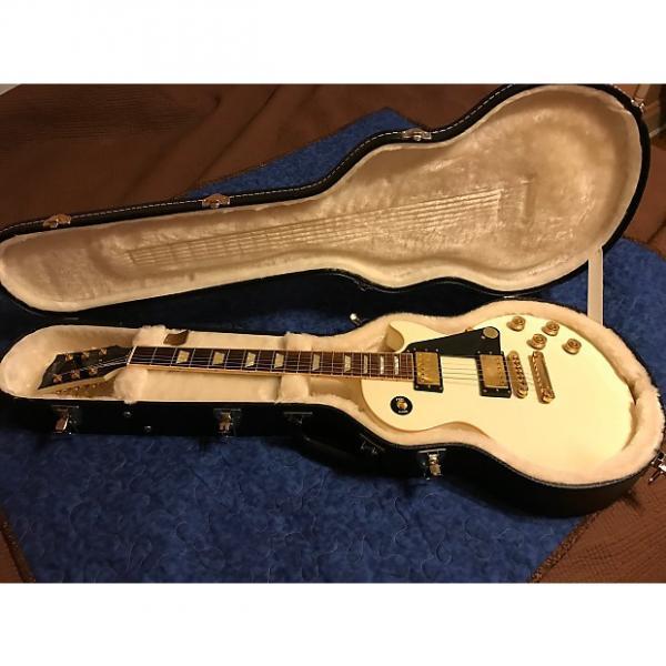 Custom 2013 - Gibson Les Paul Standard Traditional Pro II - Alpine White #1 image