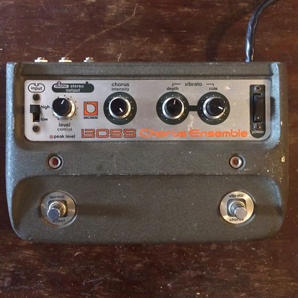 Custom Boss CE-1 Chorus Ensemble 1982 #1 image