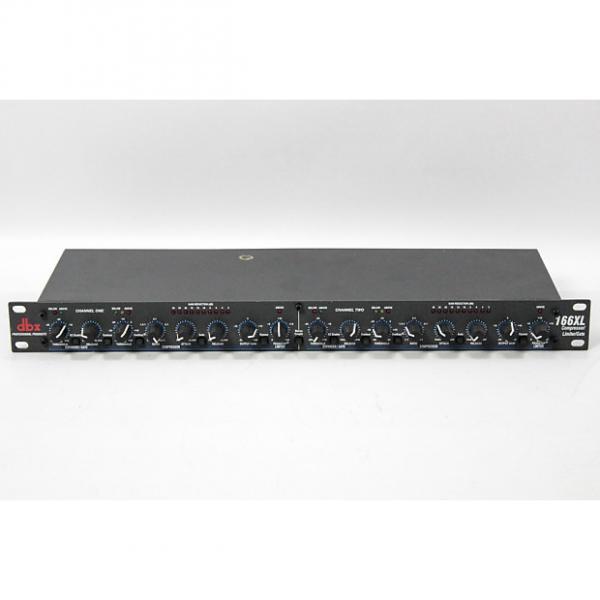 Custom dbx 166XL Stereo Compressor/Limiter Gate #1 image