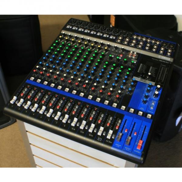 Custom Yamaha MG16XU Mixer #1 image
