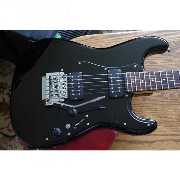 Custom Fender Contemporary  RARE, RARE, RARE, Fender SYSTEM 3  1985 Black #1 image