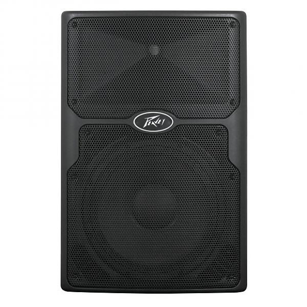 "Custom Peavey Peavey PVx Passive Main Speaker Black - 12"" Black #1 image"