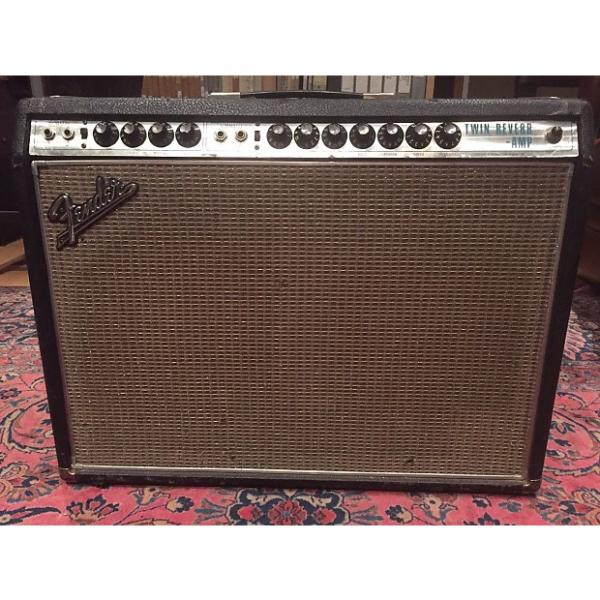Custom Fender Twin Reverb 1969 Silverface #1 image