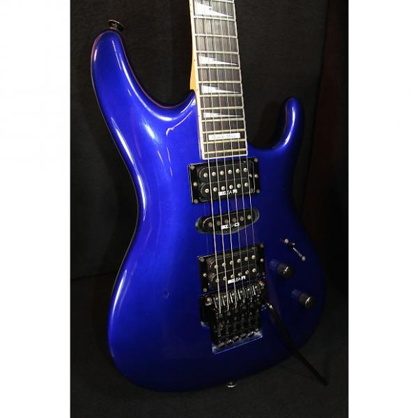 Custom Ibanez 540 Custom Shop 1991 Jewel Blue #1 image