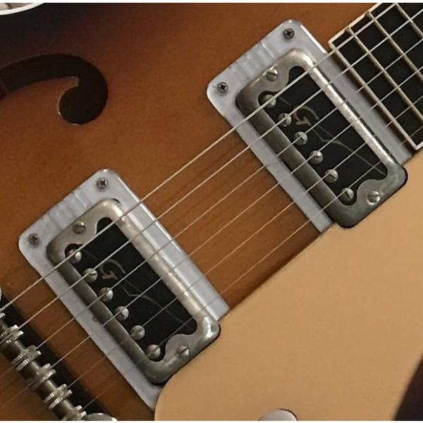 Custom Gretsch Hilo-Tron Pickups 2004 Aged Nickel Chrome #1 image