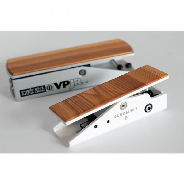 Custom GroundSwell Wood Volume Topper- Ernie Ball VP Jr. #1 image