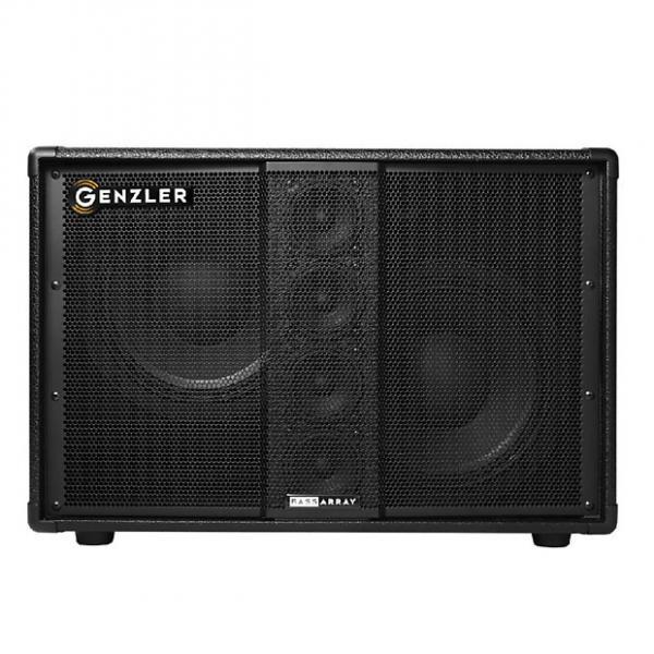 Custom Genzler Amplification BA210-3 Bass Array Speaker Cab #1 image