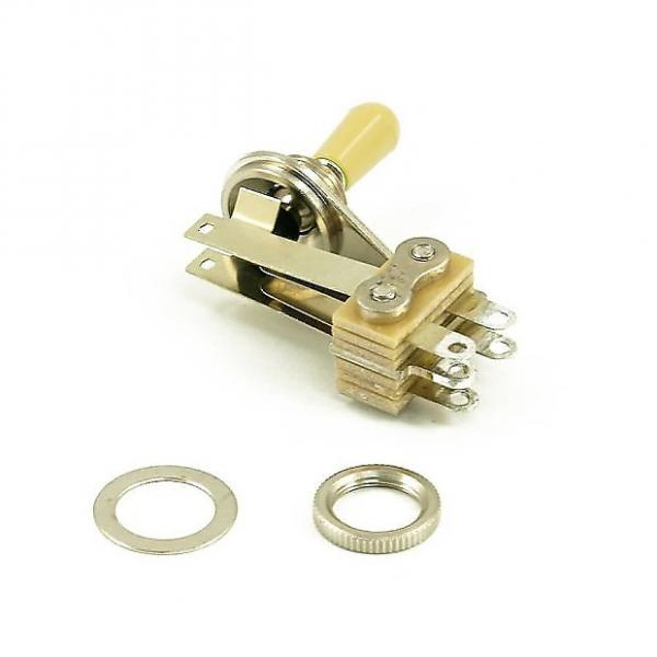 Custom Switchcraft Toggle Switch Angled for Gibson EP 4365-000 #1 image