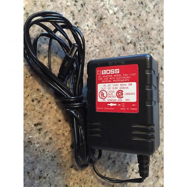 Custom Boss AC Adapter PSA-120T #1 image