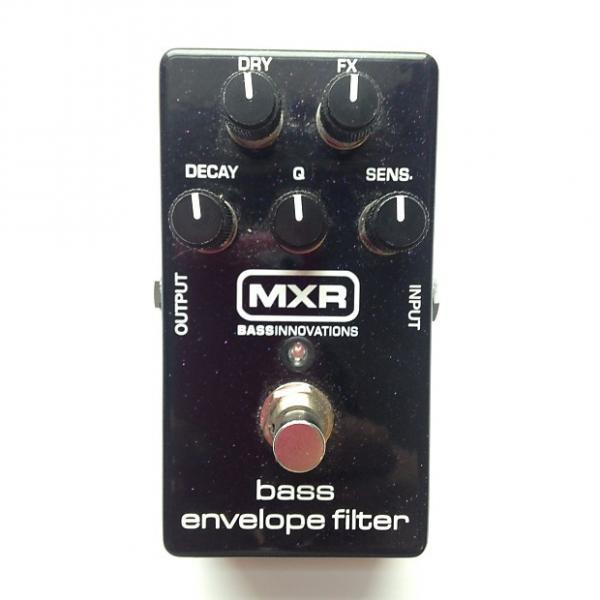 Custom MXR Bass Envelope Filter #1 image