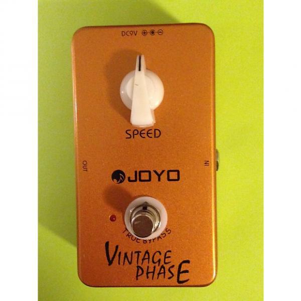 Custom Joyo Vintage phaser #1 image