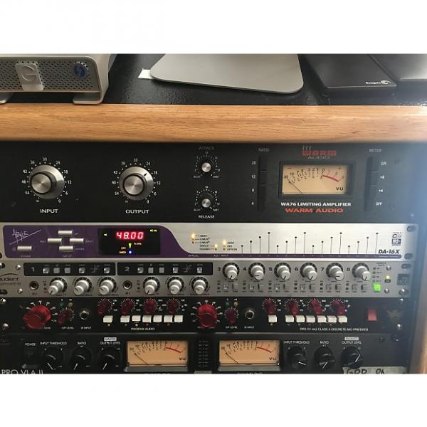 Custom Audient ASP800 8-Channel Preamp with IRON and HMX #1 image