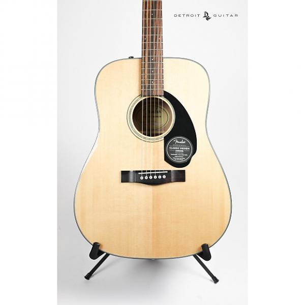 Custom Fender CD-60S Natural #1 image