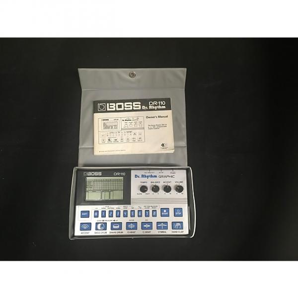 Custom Boss DR RHYTM GRAPHIC (DR-110) drum machine #1 image