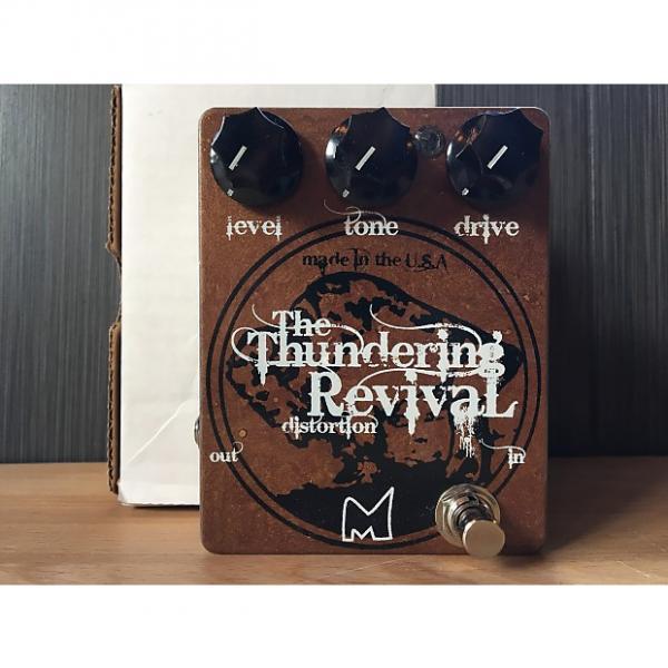 Custom Menatone The Thundering Revival #1 image