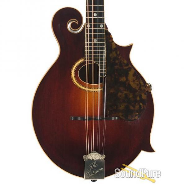 Custom Gibson 1917 F4 Mandolin #35616 - Used/Vintage #1 image
