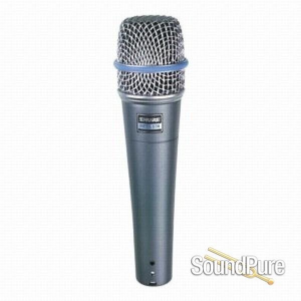 Custom Shure Beta 57A Instrument Microphone #1 image