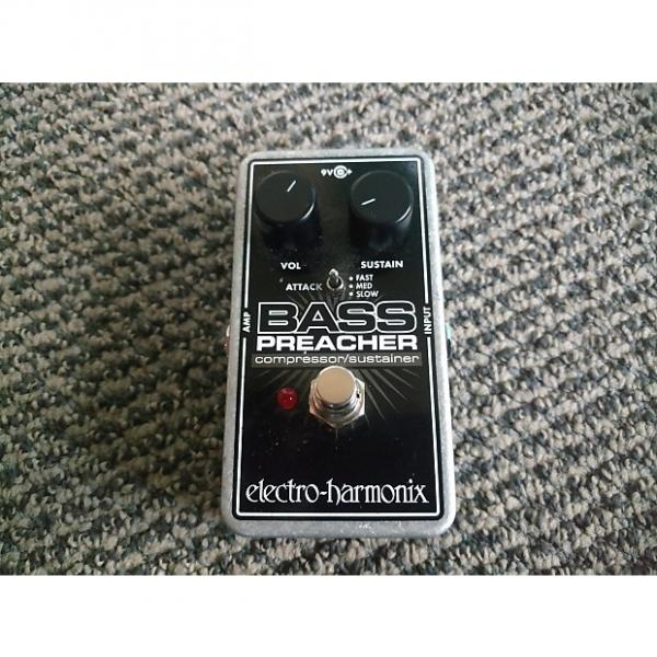 Custom Electro-Harmonix Bass Preacher 2016 #1 image