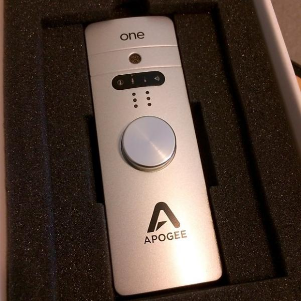 Custom Apogee Apogee One for Mac - Excellent! #1 image