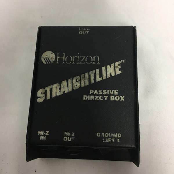 Custom Horizon Straightline Passive DI #1 image