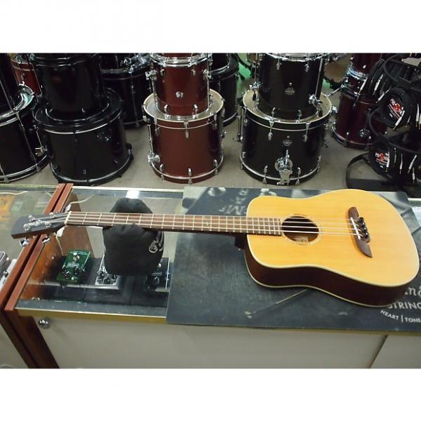 Custom Alvarez MSB-1 Mini Acoustic Bass with Gig Bag #1 image