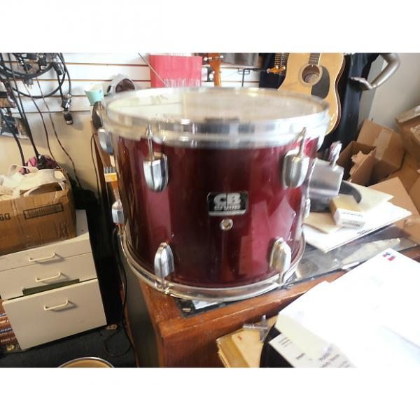Custom cb 13 inch tom drum #1 image