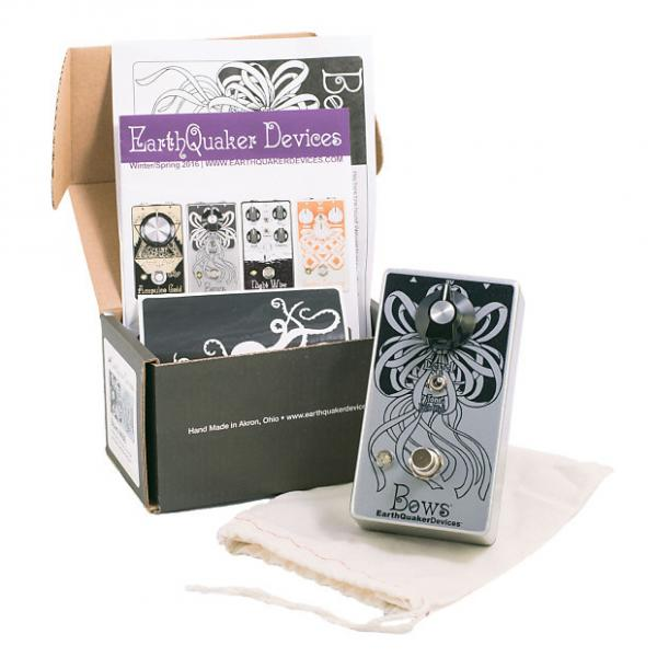 Custom Earthquaker Devices Bows Germanium Booster Pedal #1 image