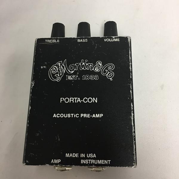 Custom Martin C.F Martin Porta-Con Accoustic pre-amp #1 image