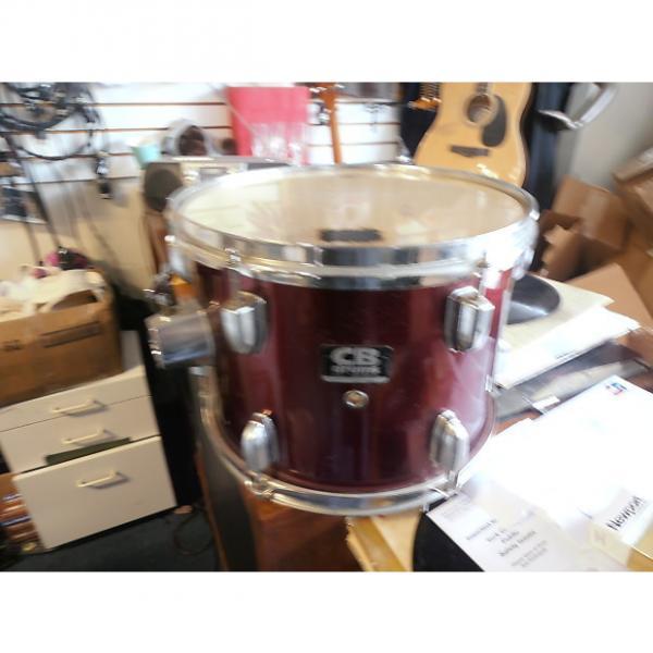 Custom cb 12 inch tom drum #1 image