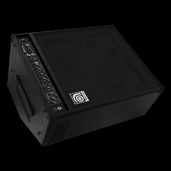 "Custom Ampeg BA210 v2 450-Watt 2x10"" Bass Combo w/ Scrambler - Mint Condition with 6 Month Alto Music Warranty! #1 image"