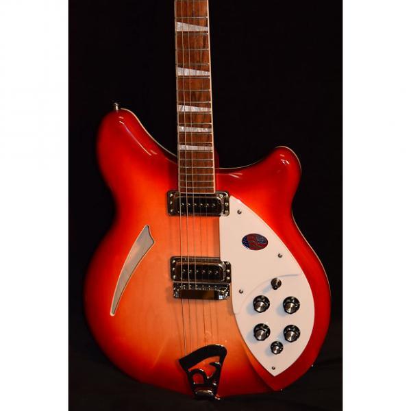 Custom Rickenbacker 360 Fireglo #1 image