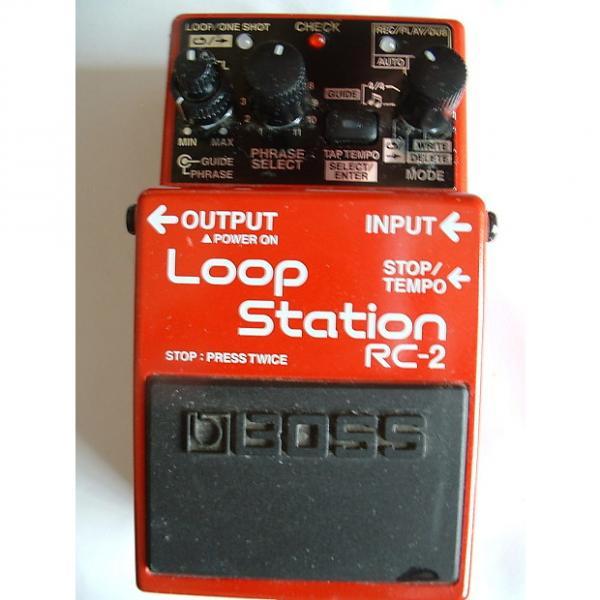 Custom Boss LOOP STATION RC-2 #1 image