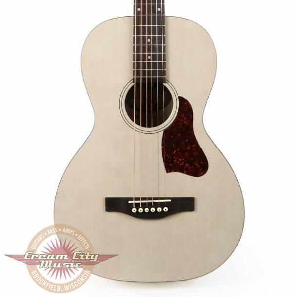 Custom Art & Lutherie Roadhouse Parlor Faded Cream #1 image