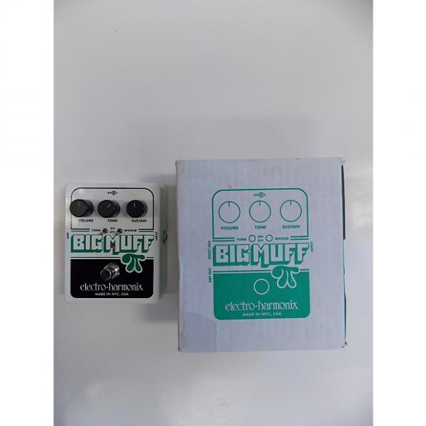 Custom Electro-Harmonix Big Muff w/ Tone Wicker #1 image