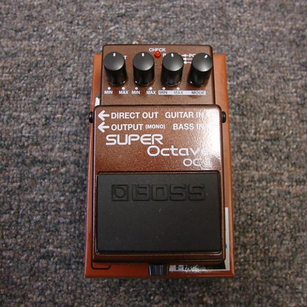 Custom Boss OC-3 Super Octave Pedal #1 image