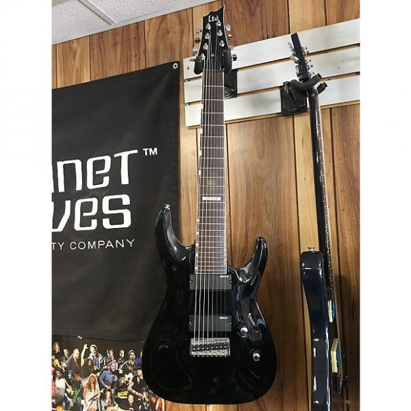Custom LTD H-208 Black #1 image