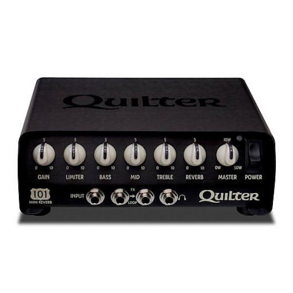 Custom Quilter 101R Mini Guitar Amplifier Head *Presale!* #1 image